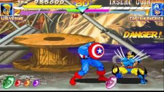Marvel Super Heroes Playthrough - Wolverine