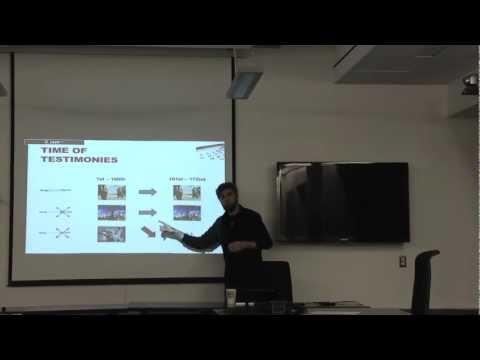 Thomas Grund : Dynamics of criminal networks