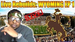 Live Rebuilds: Wyoming EP1