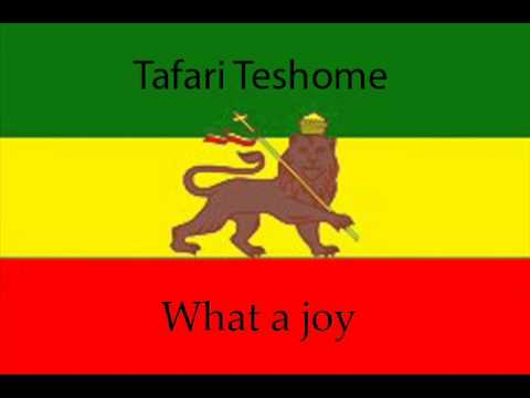 Tafari Teshome_What a Joy