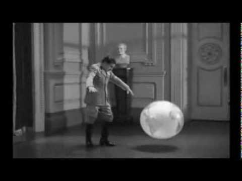 El gran dictador (The great dictator. Charles Chaplin, 1940)