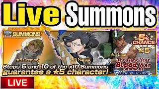 TYBW 11 Summons Live!! Bleach Brave Souls