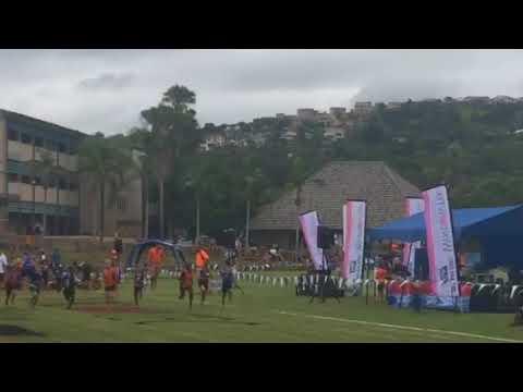 Rhandzu Athletics 80 meter sprint