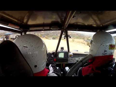2012 Baja 1000 -Start- Onboard With Car #402