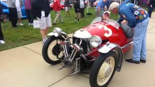 1937 Morgan Three Wheeler - Roadster