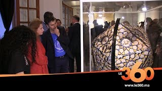 Le360.ma •Découvrez à la Villa des Arts de Rabat l'exposition «Classic Reloaded Mediterranea»
