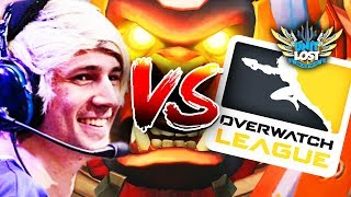 xQc Vs. Overwatch League - Who Wins?