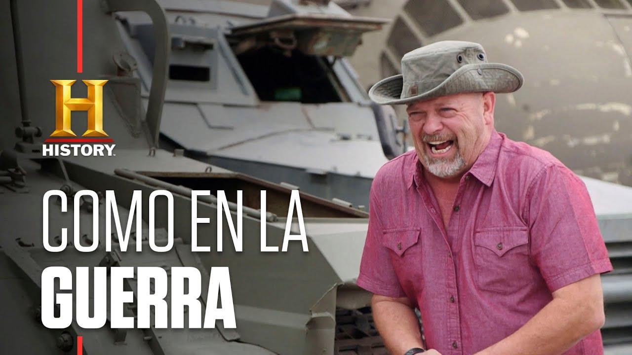 EL PRECIO DE LA HISTORIA – Artillería pesada parte 1