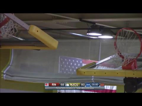 2018.1-17 #NJCUMBB vs. Rutgers-Newark