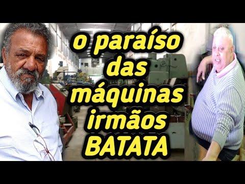 Loja De Máquinas Na Rua Piratininga O Paraíso Torno Prensa  Fresa Mandrilhadora Furadeira E CNC