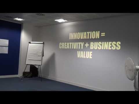 Flick Hardingham and Scrum Event presents Creative Leadership for Innovation - Jan 12, 2017