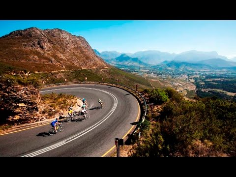 Franschhoek Pass (R45) Part 1 - Orientation - Mountain Passes of South Africa