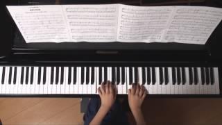 スタジオジブリ ハウルの動く城 世界の約束 (ピアノ・ソロ) thumbnail