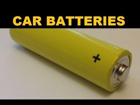 Car Battery Explained