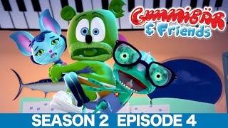 "Gummy Bear Show S2 E4 ""MOUSE GOT YOUR TONGUE"" Gummibär And Friends"