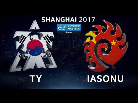StarCraft II - TY vs. iAsonu [TvZ] - Quarterfinal #1 - IEM Shanghai 2017