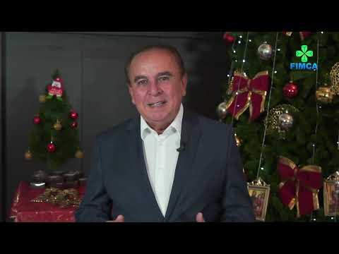 Mensagem de fim de ano do Dr. Aparício Carvalho