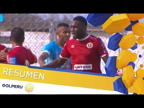 Alianza Atletico Sullana 0-2 Universitario De Deportes