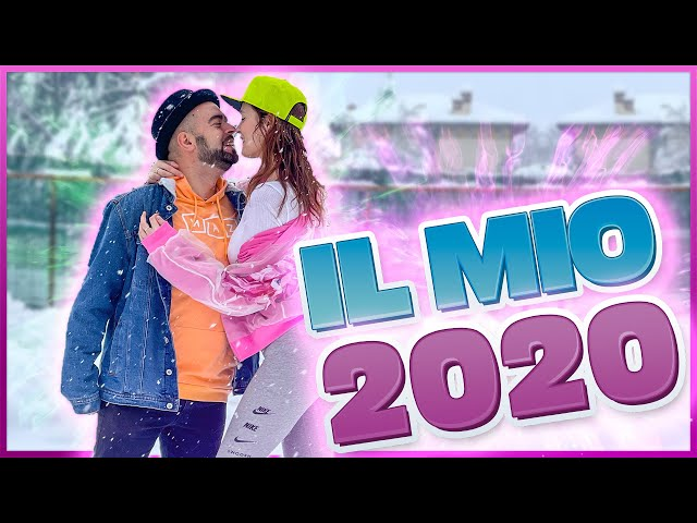 Il mio 2020 - Best of LaSabri - GRAZIE  🥰