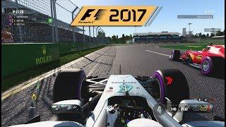 Vídeo F1 2017