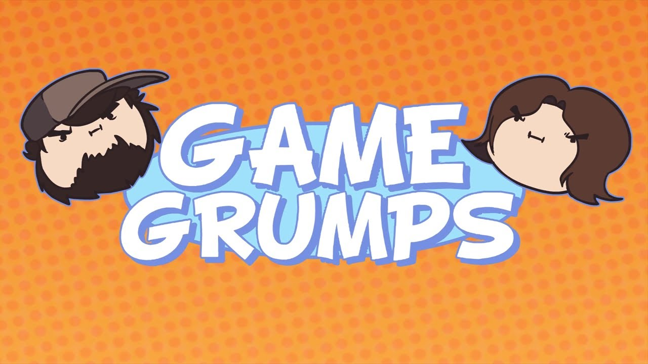 welcome to game grumps youtube