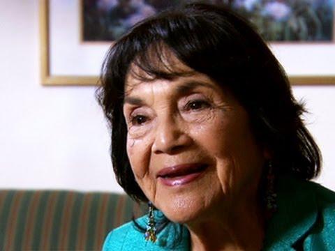Labor of Love: Activist Dolores Huerta still fighting for change