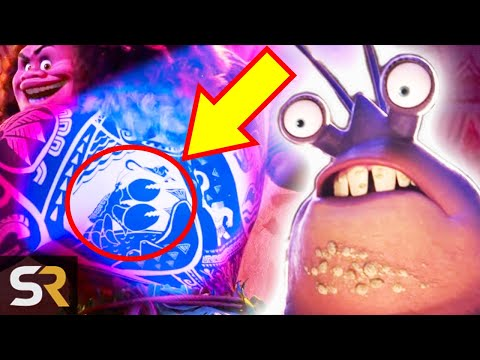 Moana Theory: The Secret Feud Between Maui And Tamatoa