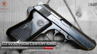 CZ VZ 50 from Century Arms Sho…