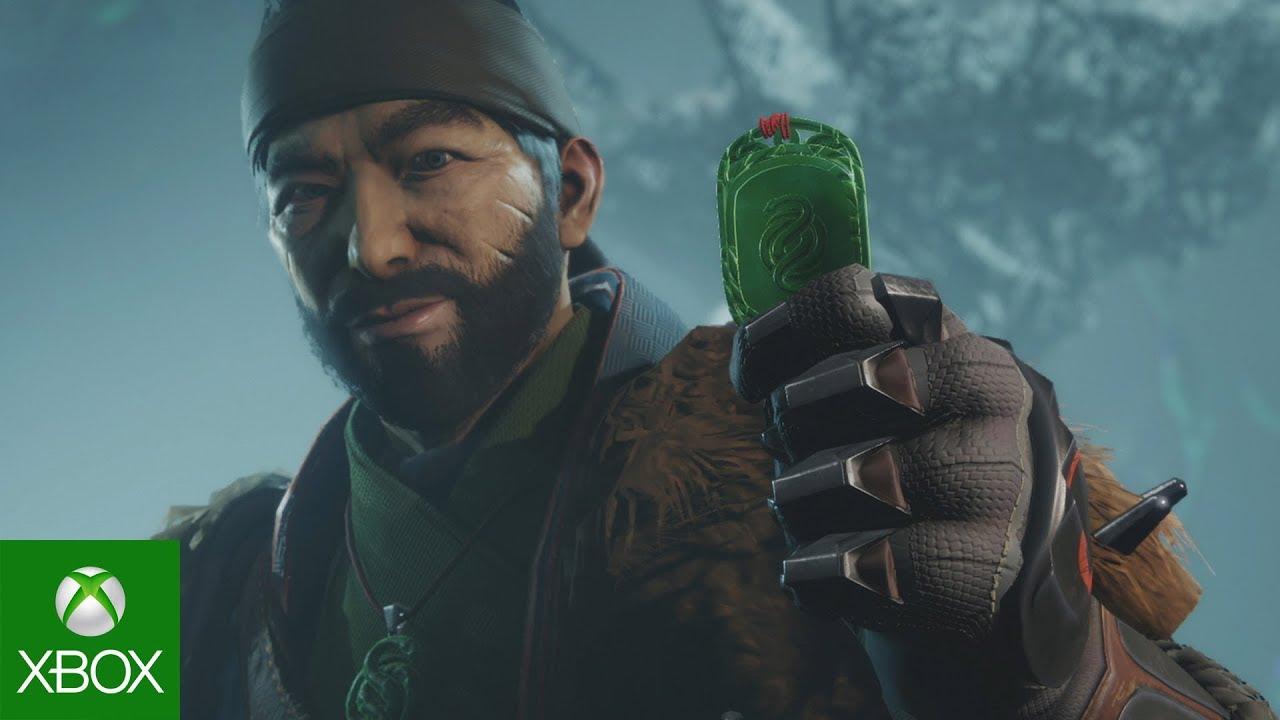 Destiny 2: Forsaken - Gambit Trailer