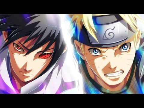 Naruto Vs Sasuke「AMV」- Impossible