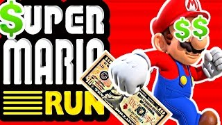 WILL YOU PAY $10 FOR SUPER MARIO RUN?