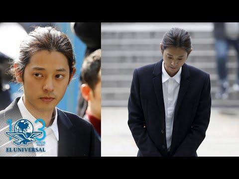 Arrestan al cantante de K-pop Jung Joon-young por videos sexuales