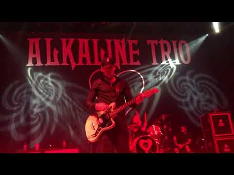 Alkaline Trio  Demon and Division  NEW SONG