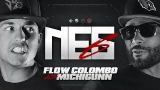 KOTD - Flow Colombo vs MichiGunn | #NE6