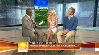 Al Roker Ripps Heidi & Spencer To Pieces on The...