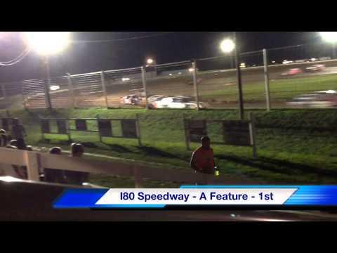 Riviera Raceway 8/10/13 - Kyle Prauner 5K