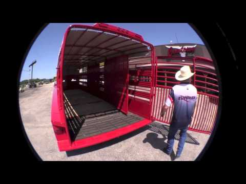 Winchester Star Stock Trailers availalbe at Cowtown USA in Cuba Missouri HD