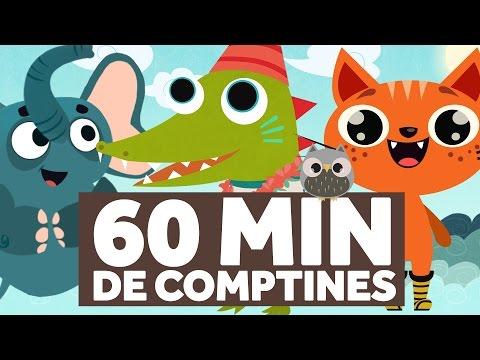 1 Heure de Comptines pour les Enfants - Ah ! Les Crocodiles - Le Monde des Zibous