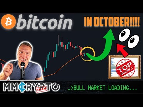 BITCOIN'S MOST EXPLOSIVE MOVE Of 2019 Coming IN OCTOBER!!!? THIS BTC Chart YELLS