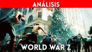 ANÁLISIS WORLD WAR Z (PS4, Xbox One, PC) ACCIÓN COOPERATIVA con VIRTUDES y MUCHAS CARENCIAS