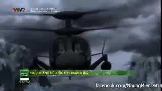 Trực thăng siêu tốc S97 RAIDER (Mỹ)