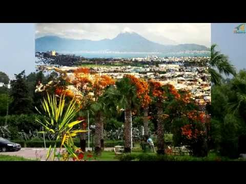 The Beautiful City of Carthage, Tunisia - مدينة قرطـاج الجميلة تونس