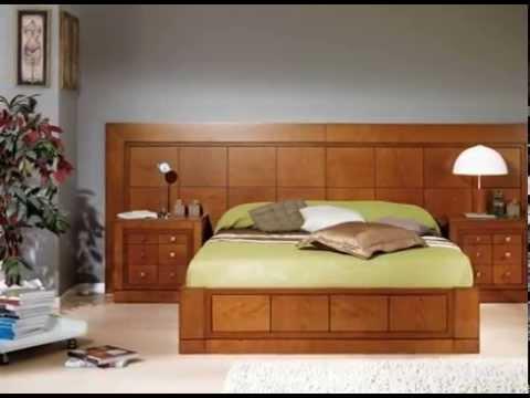 Dormitorios de matrimonio con canape arcon y camas de - Dormitorios con canape ...