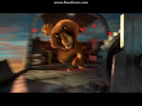 Learn English With Movie Clips : Madagascar 3 (Part- 6)