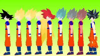 My Goku pack