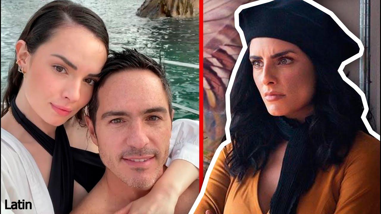 Mauricio Ochmann Revela La Reacción De Aislinn Derbez A Su Nuevo Romance Con Paulina Burrola