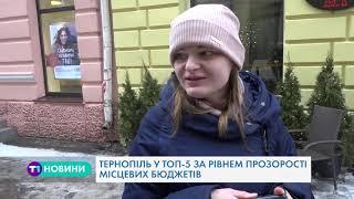 Експерти вкотре відзначили Тернопіль. Файне місто – у ТОП-5