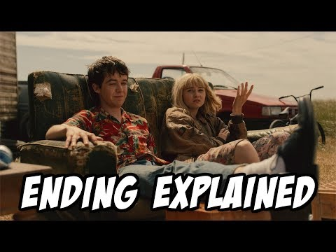 The End of the F***ing World  ENDING EXPLAINED