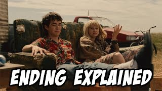 The End of the F***ing World - ENDING EXPLAINED