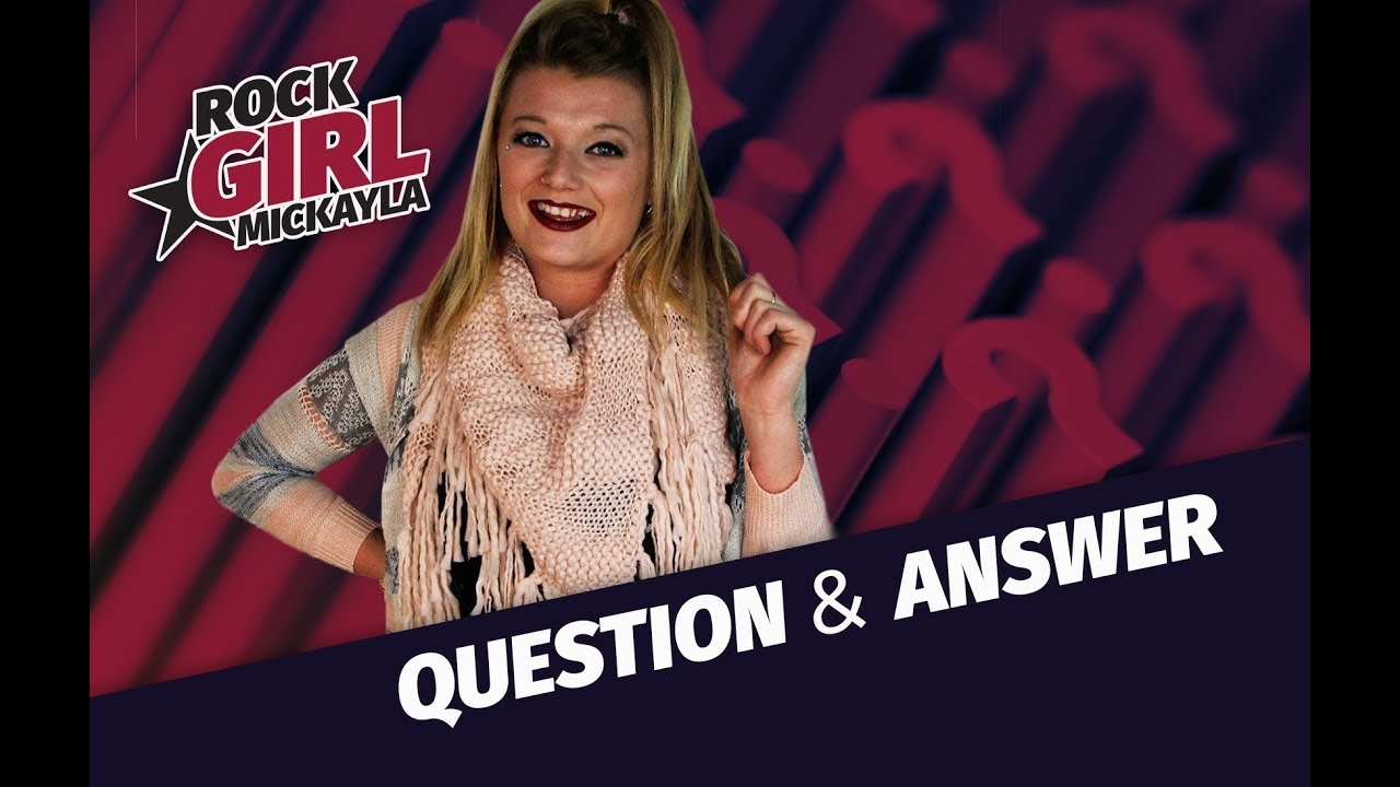 Q & A with Rock Girl Finalist Mickayla